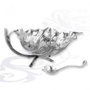 Серебряный соусник «Королевский»